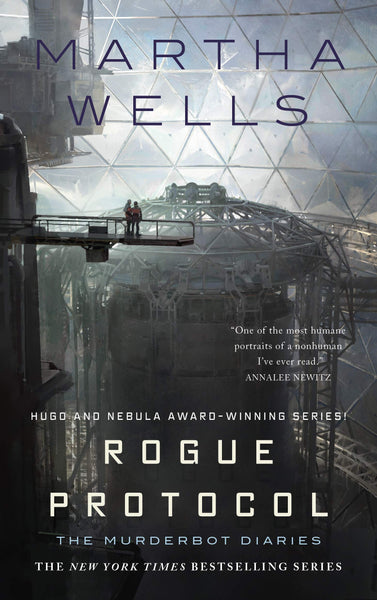 Rogue Protocol The Murderbot Diaries 3
