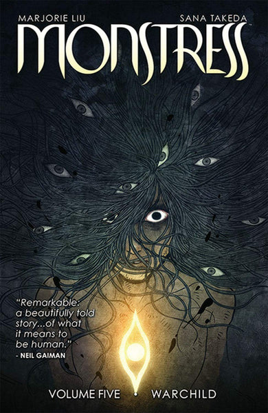 Monstress Volume 5: Warchild