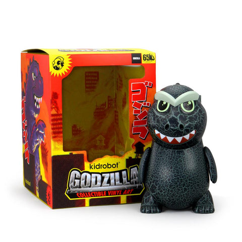 "Godzilla 1954 8"" Art Figure: Glow In The Dark Crackle"