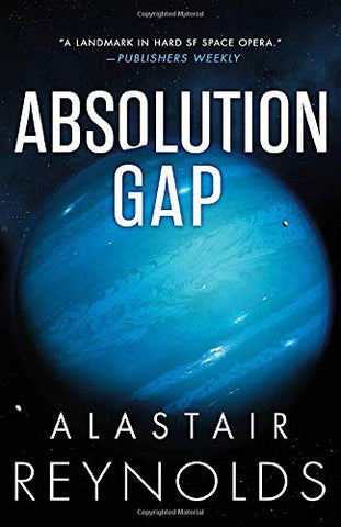 Absolution Gap: The Inhibitor Trilogy 3