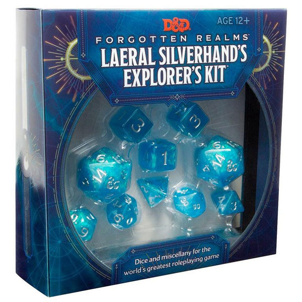 Dungeons & Dragons: Forgotten Realms Laeral Silverhand's Explorer's Kit