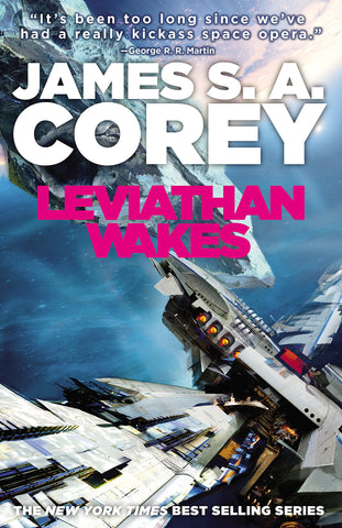 Leviathan Wakes: The Expanse Book 1
