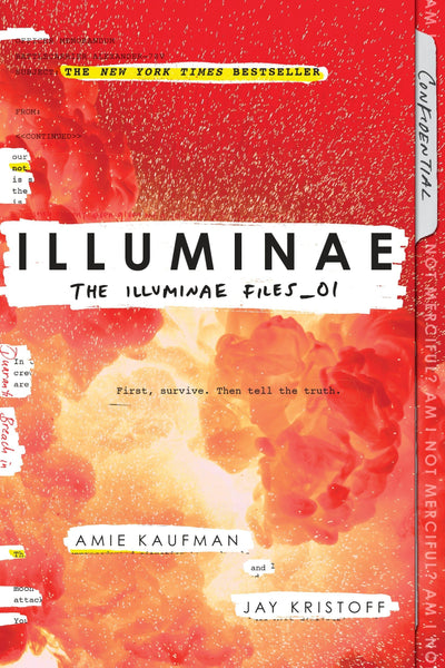 Illuminae: The Illuminae Files Book 1