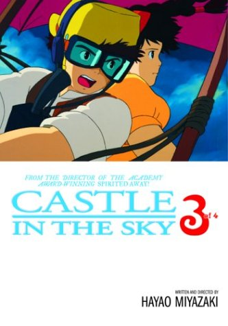 Castle In The Sky: Vol. 3