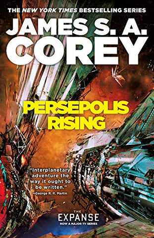 Persepolis Rising: The Expanse Book 7