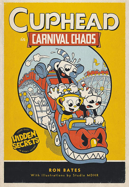 Cuphead in Carnival Chaos: A Cuphead Novel