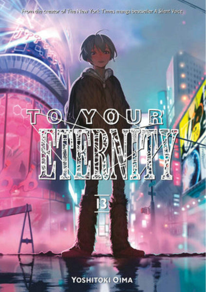 To Your Eternity 13