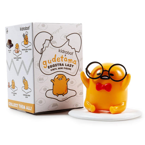 Sanrio Gudetama Eggstra Lazy Mini Series