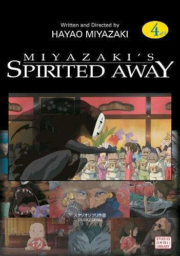 Spirited Away: Vol. 4