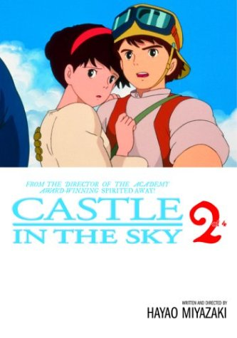 Castle In The Sky: Vol. 2