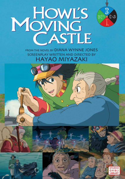 Howl's Moving Castle Film Comic: Vol. 3