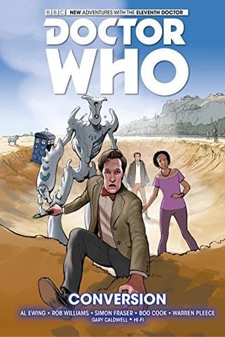Doctor Who: The Eleventh Doctor Volume 3 - Conversion
