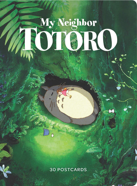 My Neighbor Totoro: 30 Postcards