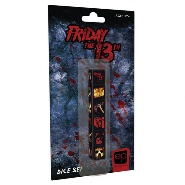 Friday the 13th Dice d6