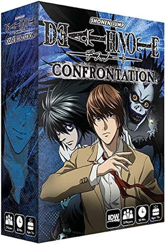 Death Note Confrontation Game