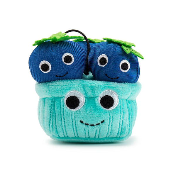 Yummy World Delicious Treats Small Plush: Boo Blueberry
