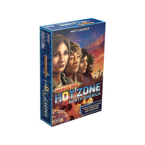 Pandemic: Hot Zone – North America