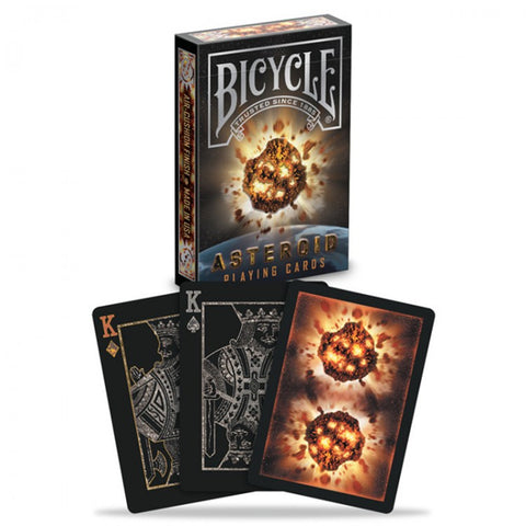 Bicycle Playing Cards: Astroid
