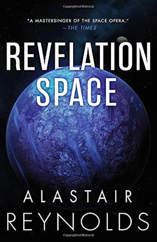 Revelation Space: The Inhibitor Trilogy 1