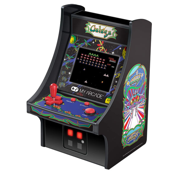 Micro Player: Galaga