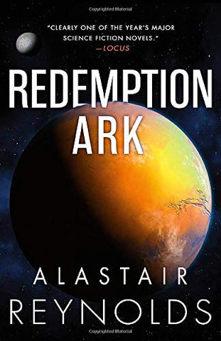 Redemption Ark: The Inhibitor Trilogy 2