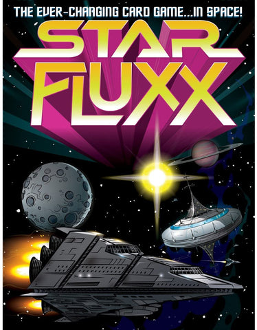 Star Flux Card Game