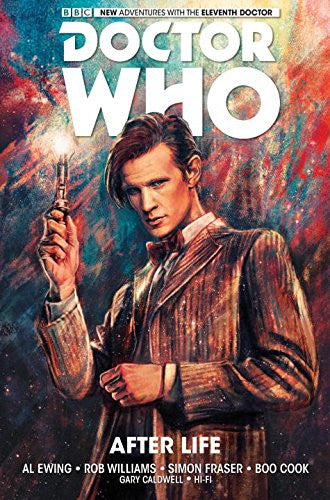 Doctor Who: The Eleventh Doctor Volume 1- After Life