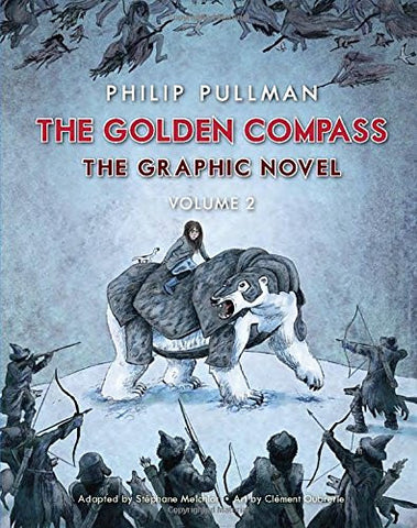 Golden Compass Graphic Novel: Volume 2