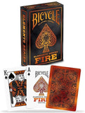 Bicycle Playing Cards: Fire Element