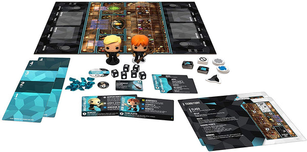 Funkoverse Strategy Game: Harry Potter 2 Pack
