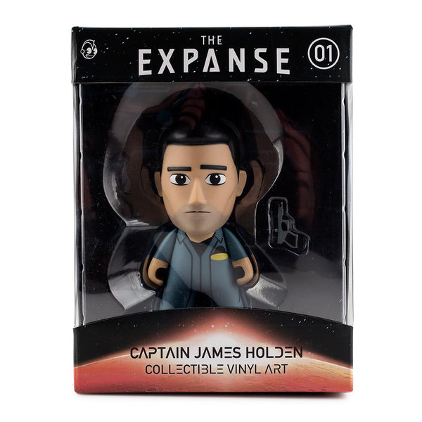 The Expanse: James Holden