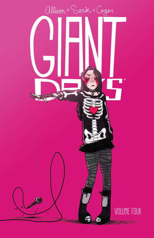 Giant Days Vol. 4