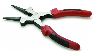 "Titan #114448 - 11"" Insulated Grip Mig Wire Utility Pliers - D&T Industrial Supply"