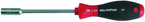 "Wiha 5/32"" x 5 - SoftFinish® Cushion Grip Nut Driver - D&T Industrial Supply"