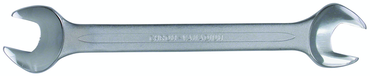 Wiha 4.0 x 5.0 x 103mm - Open End Metric Wrench - D&T Industrial Supply