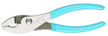 Channellock Slip Joint Pliers with Wire Cutter -- #526 Comfort Grip 1'' Capacity 6'' Long - D&T Industrial Supply