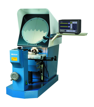 Mitutoyo PH-A14 Optical System with KA Counter and Tray - D&T Industrial Supply