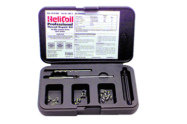 HeliCoil M5 x 0.80 - Coarse Thread Repair Kit - D&T Industrial Supply
