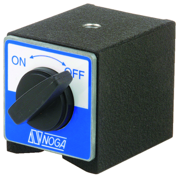 "Noga 2 x 2-3/8 x 2-3/16"" Base Size - On/Off Base Only-180LBF - D&T Industrial Supply"
