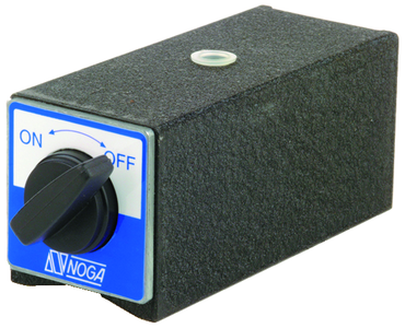 "Noga 2 x 4-3/4 x 2-3/16"" Base Size - On/Off Base Only-290LBF - D&T Industrial Supply"