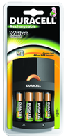 Duracell CEF14 Charger; Charges in 6-8 hrs - D&T Industrial Supply