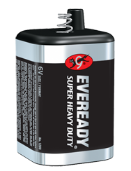 Energizer 6V Max Alkaline Battery - D&T Industrial Supply