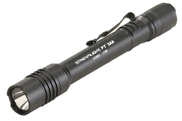 Streamlight Protac 2AA Flashlight-Black - D&T Industrial Supply