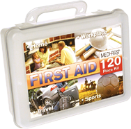 Medi First 120 Pc. Multi-Purpose First Aid Kit - D&T Industrial Supply