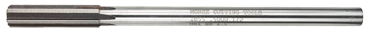 Morse Cutting Tools 10.00mm Dia-HSS-Straight Shank/Straight Flute Chucking Reamer - D&T Industrial Supply