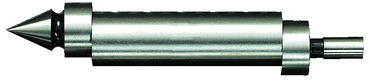 Starrett #827B - Double End - 1/2'' Shank - .200 x Point Tip - Edge Finder - D&T Industrial Supply