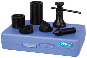 "Fowler #52-104-000 - 2-1/4 to 3-3/8"" Range - Jack Screw Set - D&T Industrial Supply"