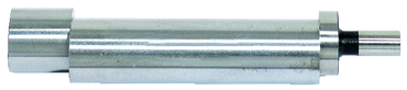 Brown & Sharpe #599-792-1 - Double End - 1/2'' Shank - .200 x .500 Tip - Edge Finder - D&T Industrial Supply