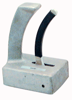 Mag-Mate Magnetic Trigger Lift - 2-3/8'' x 3-3/8''; 50 lbs Holding Capacity - D&T Industrial Supply