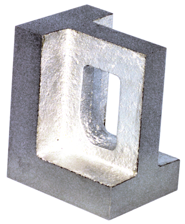 "Suburban 6 x 6 x 8"" - Machined Universal Right Angle Iron - D&T Industrial Supply"